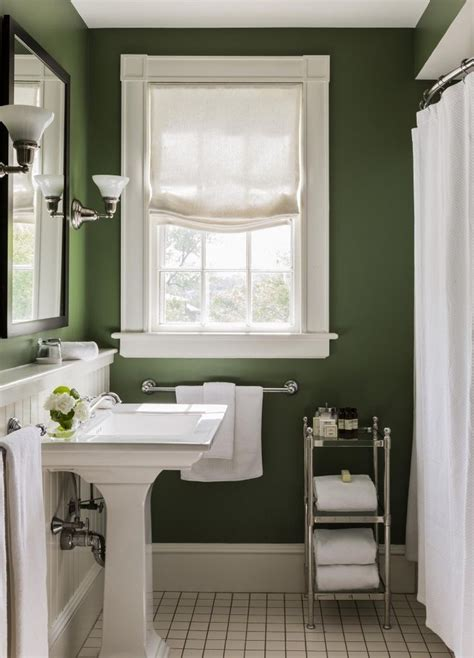 25 best ideas about green bathroom paint on pinterest