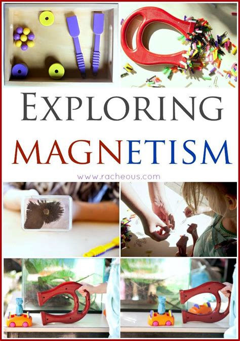 1000 images about teaching about magnets on 820 | 1e9e1cebad915dc7e0ea3bd32c7127b0