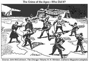 WWI Political Cartoon Review at Mary Ellen Henderson ...