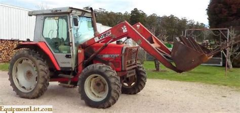 massey ferguson  tractor loader  sale