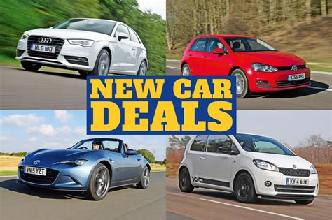 Best Leasing Deals On New Cars by Best New Car Deals 2016 Pictures Auto Express