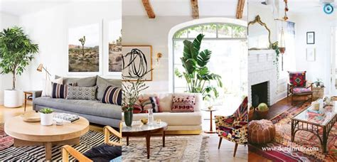 Comprehensive Bohemian Style Interiors Guide To Use In
