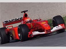 Ferrari F2001 F1technicalnet