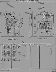 1067778 Wiring Group-cab - Wheel-type Loader Caterpillar 966f