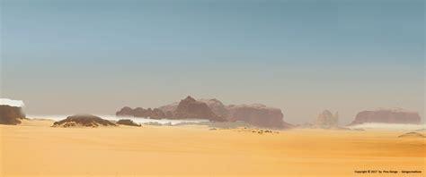 alien desert landscape pino gengo