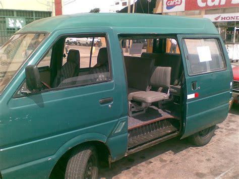 Vendo Mazda Bongo 2001 (nissan Vanette