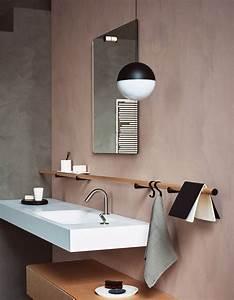 35 salles de bains design elle decoration With salle de bain design avec magasin de décoration pour anniversaire