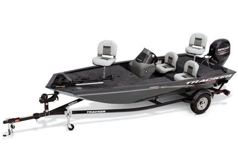 Bass Pro Boat Interest Rate by New 2018 Tracker Pro 170 Power Boats Outboard In Gaylord Mi