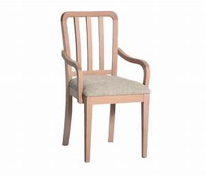 chaise contemporaine avec accoudoirs brin d39ouest With meuble salle À manger avec chaise avec accoudoir