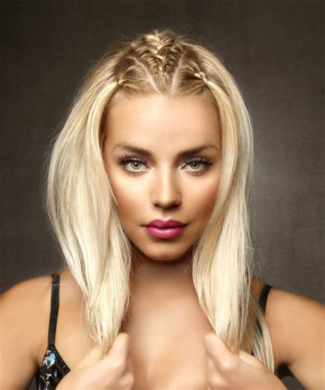 Bright Hairstyles by Casual Hairstyle Light Hair Color