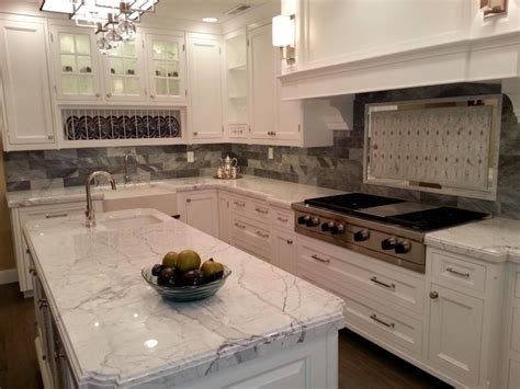 ideas for granite countertop edges with new design white