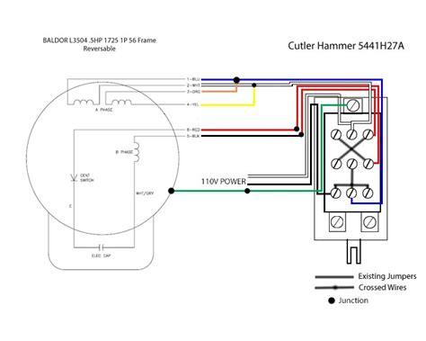 Baldor Single Phase Capacitor Motor Wiring Diagram by Baldor Single Phase Motor Wiring Diagram Impremedia Net