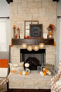 good looking mantel decoration ideas 87 Exciting Fall Mantel Décor Ideas - Shelterness