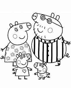 Peppa Colouring Books 20 To Print Or Download For Free