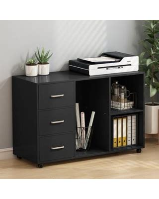deals  tribesigns  drawer wood file cabinets
