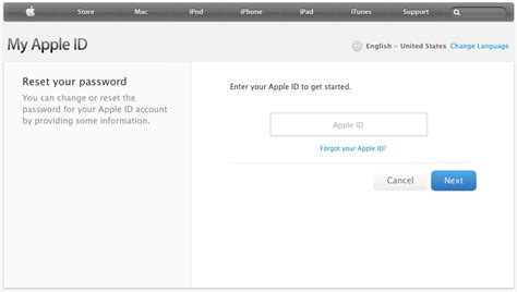 apple fixes issue with find apple promptly fixes password security issue iforgot page