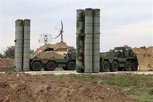 Russia Deploys More S-400 Missile Systems to Syria ...