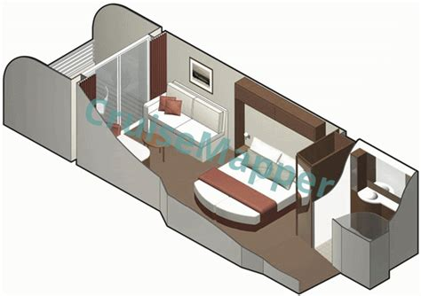 3 bedroom cabin floor plans silhouette cabins and suites cruisemapper
