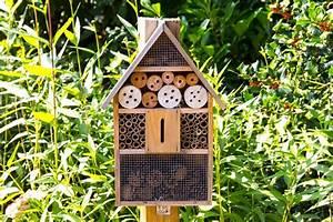 Tiere Im Insektenhotel : sinnesgarten anlegen 32 ideen f r einen garten zum sehen riechen schmecken h ren und f hlen ~ Whattoseeinmadrid.com Haus und Dekorationen