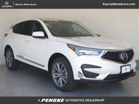 Kearny Acura by New 2019 Acura Rdx Sh Awd With Technology Package Suv In