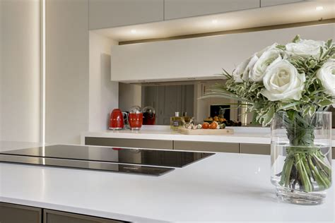 Cuisine Design De Luxe Cuisine Design De Luxe Ouverte Dans Un Appartement