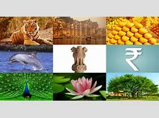 National Symbols of India Animal, Bird, Emblem, Fruit