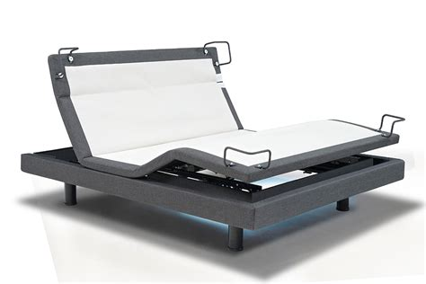 Reverie 7s Adjustable Bed by Reverie Adjustable Bed 7s Textured Motionflex Base With