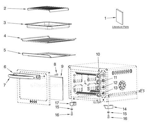 kitchenaid kco parts list  diagram series  ereplacementpartscom