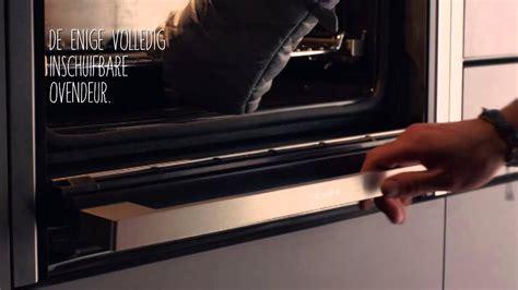 foto de Keuken aanbiedingen: Oven met inschuifbare deur