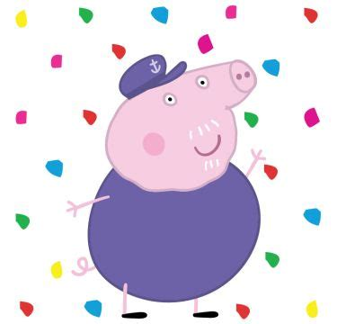 pin  cecilia  peppa pig party pig party peppa pig