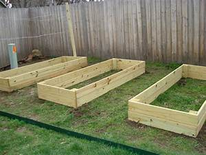 Pdf diy raised wood garden bed plans download quick wood for Garden raised beds