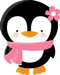 Cute Penguin Clip Art