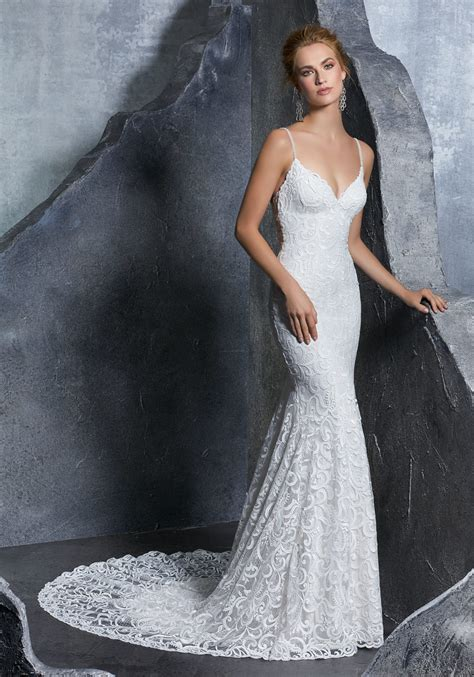 kiley wedding dress style 8209 morilee