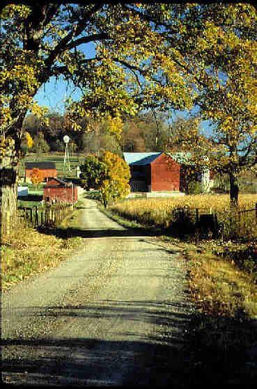 Amish Farm Wisconsin
