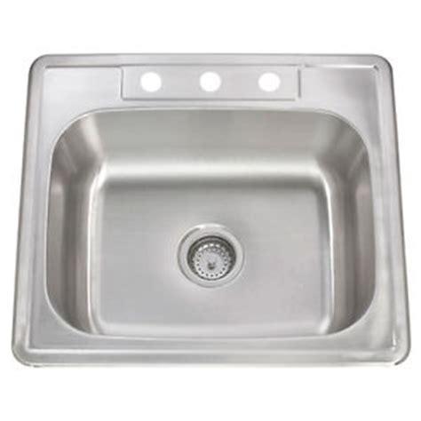 25x22 drop in sink 20 gauge stainless steel 25 inch x 22 inch drop in sink ebay