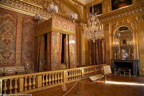 chambre louis xiv facts about the palace of versailles just