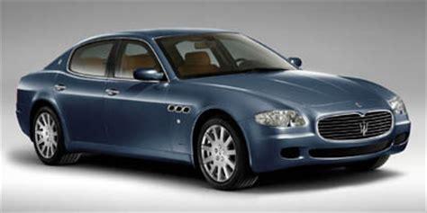 2005 Maserati Quattroporte Price by 2005 Maserati Quattroporte Specs Iseecars
