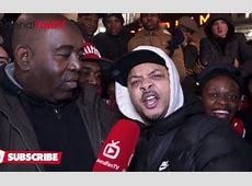 Soccer Saturday make fun of Troopz from Arsenal Fan TV