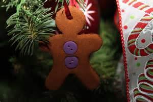 apple cinnamon dough ornaments