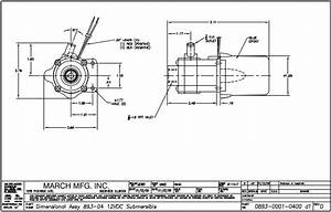 Centrifugal Pumps Data Dimensional Drawing For Series 893