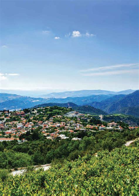 Strade del Vino (Route 2 Vouni Panagias Ampelitis)