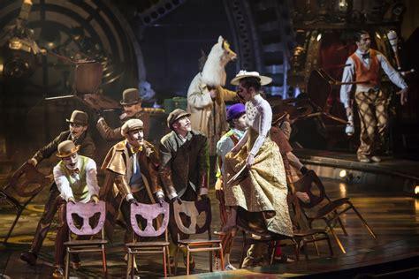 Cirque Du Soleil Cabinet Of Curiosities by Theater Review Kurios Cirque Du Soleil