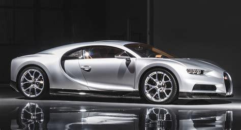 Bugatti Will Start Planning The Chiron's Successor Next Year