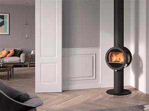 Poele Suspendu Design : po le bois design et haut de gamme la r f rence scandinave ~ Melissatoandfro.com Idées de Décoration