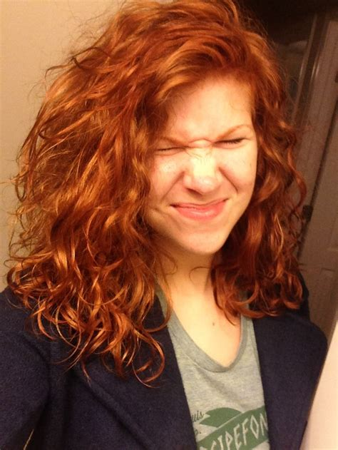 The 25 Best Curly Red Hair Ideas On Pinterest Curly