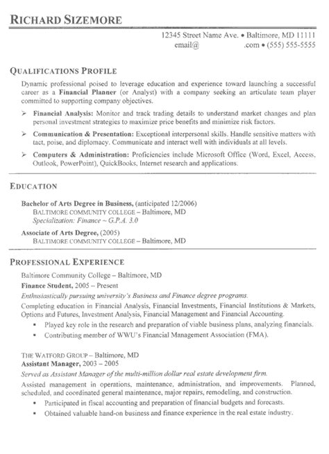 sle resume administrative assistant ideas esl
