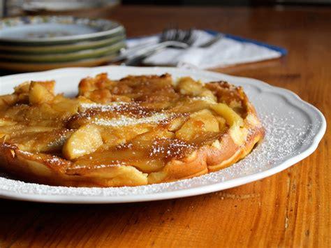german apple pancake recipe  eats