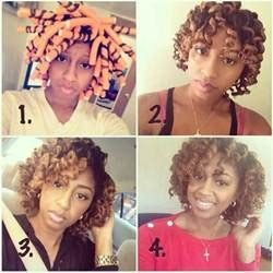 Flexi Rod Curls   Hair styles   Pinterest   Curls and Ps