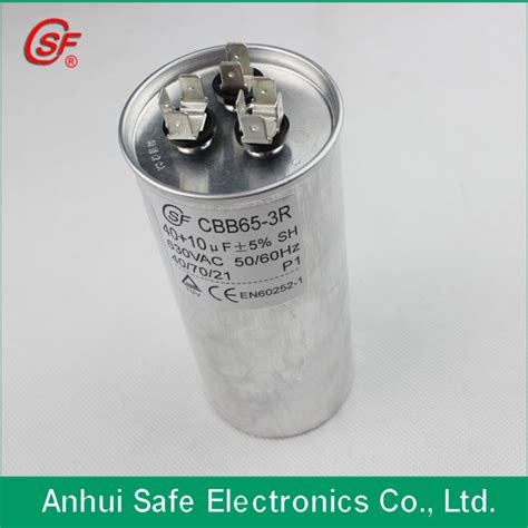 China Air Conditioner Capacitor Photos & Pictures Made
