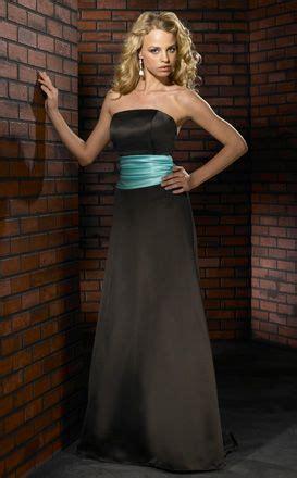 bridesmaid dress black  tiffany blue  apple red